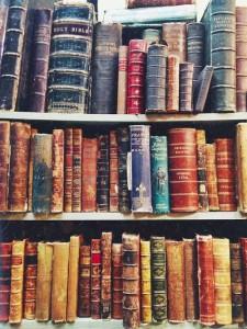 old stuff day books