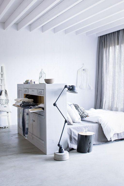 headboard bedroom storage